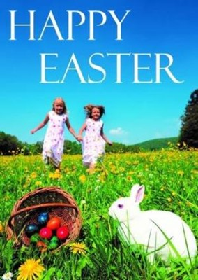 Happy Easter Tracts (Pack of 50) (Tracts)