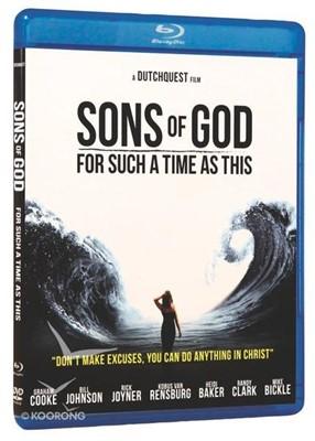 Sons Of God Blu-ray DVD (Blu-ray)