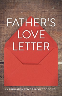 Father's Love Letter (Pack Of 25) (Tracts)