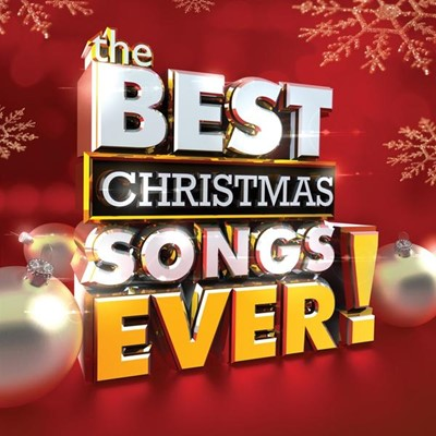 Best Christmas Songs Ever!, The CD (CD-Audio)