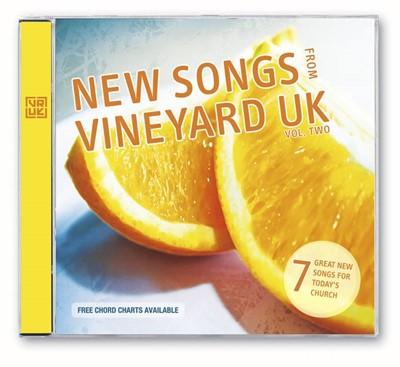 New Songs Vol.2 CD (CD-Audio)