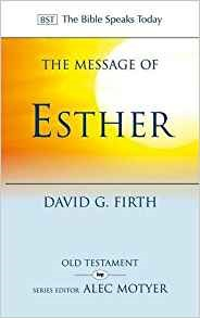 The BST Message of Esther (Paperback)