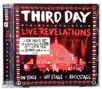 Live Revelations CD & DVD (DVD & CD)