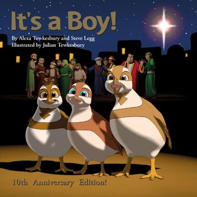 It's A Boy (Paperback)
