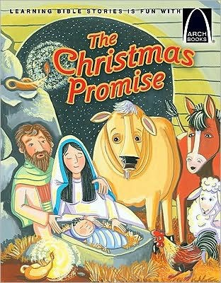 The Christmas Promise   Arch Books (Paperback)