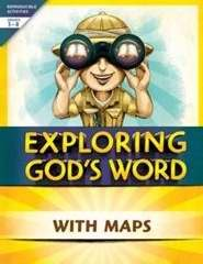 Exploring God'S Word With Maps (Paperback)