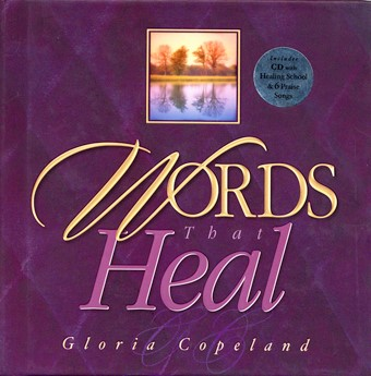 Words That Heal (Hard Cover w/CD)