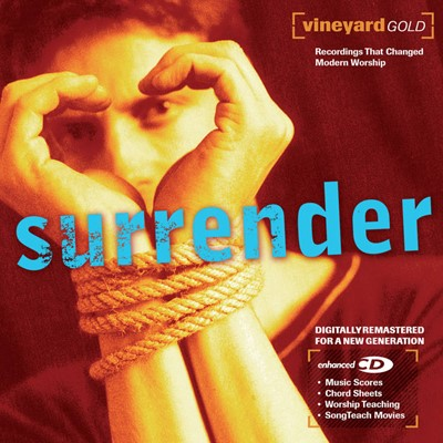 Surrender Gold CD (CD-Audio)