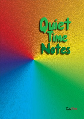 Quiet Time Notes: Explode (Paperback)