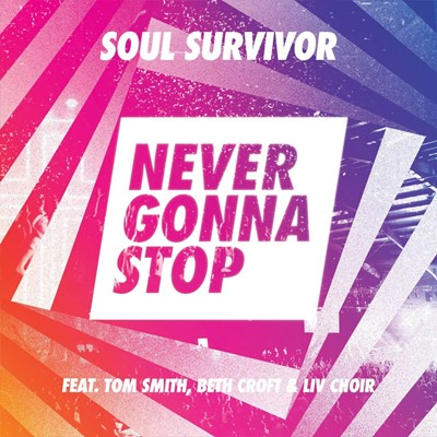 Never Gonna Stop (CD-Audio)
