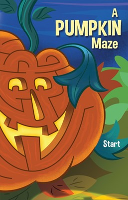 Pumpkin Maze (Pack Of 25) (Tracts)