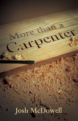 More Than A Carpenter (Pack Of 25) (Tracts)