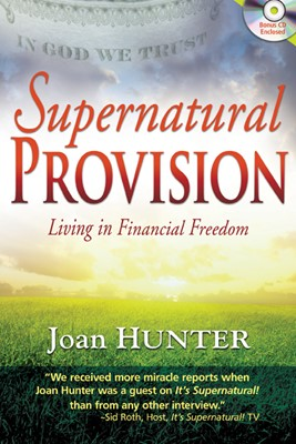 Supernatural Provision (Paperback/CD Rom)
