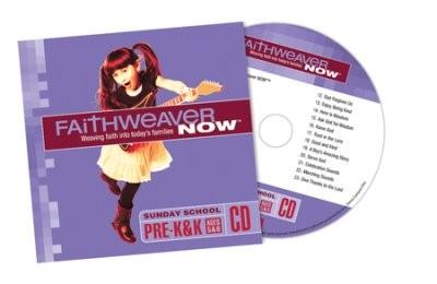 FaithWeaver Now Pre-K&K CD Summer 2017 (CD-Audio)
