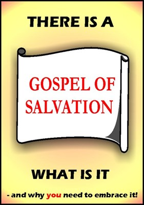Tracts: Gospel of Salvation 50-pack (Tracts)