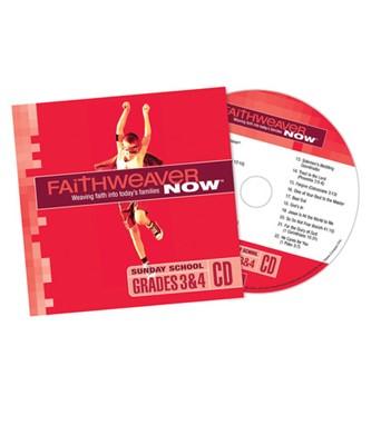 FaithWeaver Now Grades 3&4 CD Summer 2017 (CD-Audio)