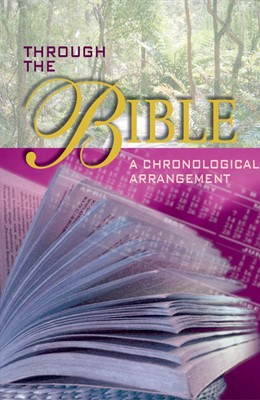 Through The Bible (Pack Of 25) (Tracts)