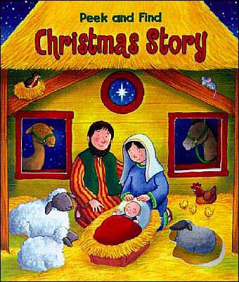 Peek And Find Christmas Story (Poster)