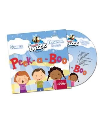 Buzz Preschool: Peek-a-Boo CD Summer 2017 (CD-Audio)