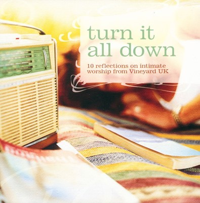 Turn It All Down CD (CD-Audio)