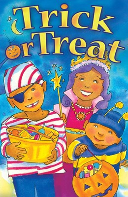 Trick Or Treat (Pack Of 25) (Tracts)