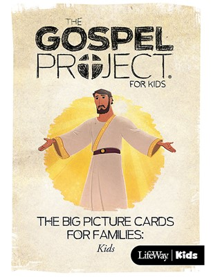 Gospel Project For Kids: Big Picture Cards, Summer 2018 (Cards)