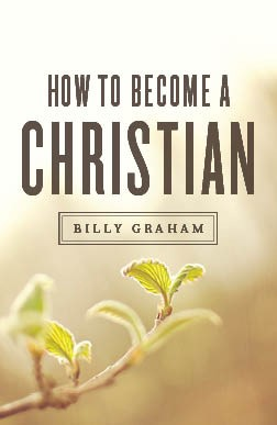 How To Become A Christian (Ats) (Pack Of 25) (Tracts)