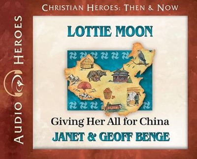 Lottie Moon (CD-Audio)
