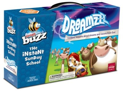 Buzz Pre-K&K: Dreamz-z-z Kit Summer 2017 (Mixed Media Product)