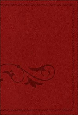 NCV Mom's Bible, Red (Imitation Leather)