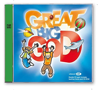 Great Big God 1 CD (CD-Audio)