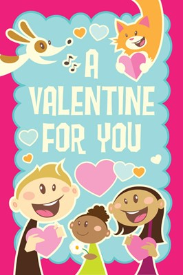 A Valentine For You (Pack Of 25) (Tracts)