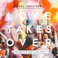 Love Takes Over CD/DVD (CD-Audio)