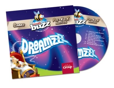Buzz Pre-K&K: Dreamz-z-z CD Summer 2017 (CD-Audio)