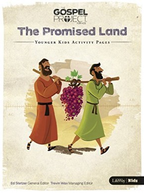 Promised Land, The: Younger Kids Activity Pages (Paperback)