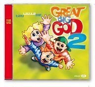Great Big God 2 CD (CD-Audio)