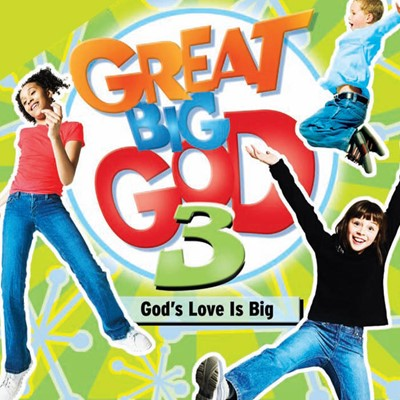 Great Big God 3 CD (CD-Audio)
