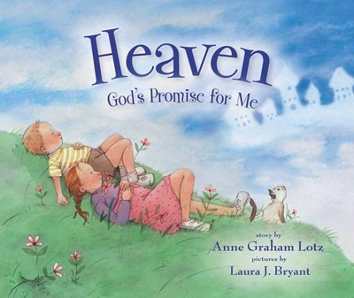 Heaven God's Promise For Me (Board Book)