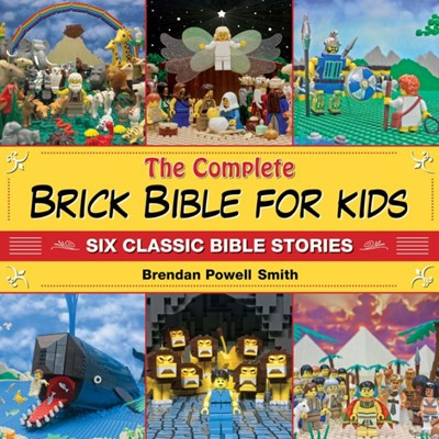 Complete Brick Bible for Kids (Hard Cover)
