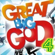 Great Big God 4 CD (CD-Audio)