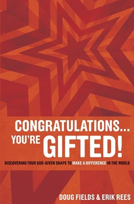 Congratulations...  You're Gifted! (Paperback)