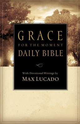 NCV Grace For The Moment Daily Bible (Paperback)