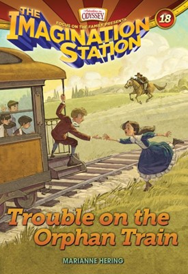 Trouble on the Orphan Train (Paperback)