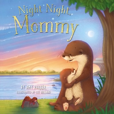 Night Night, Mommy (Board Book)