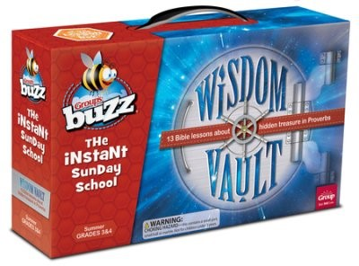 Buzz Grades 3&4 Wisdom Vault Kit Summer 2017 (Mixed Media Product)