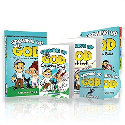 Growing Up With God Study Course (Mixed Media Product)