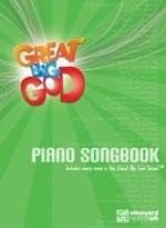 Great Big God Piano Song Book (Paperback)