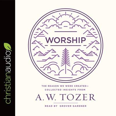 Worship Audio Book (CD-Audio)
