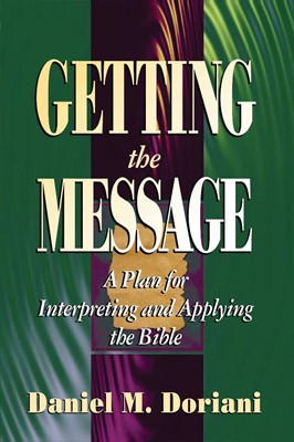 Getting the Message (Paperback)
