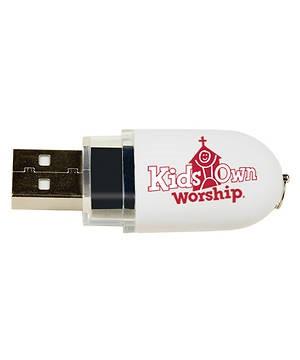 KidsOwn Worship Videos USB, Fall 2018 (USB)